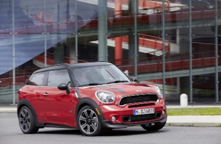 Mini Paceman All4: seu por R$ 149.950